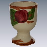 Franciscan Apple Egg Cup