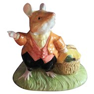 Brambly Hedge Figurine Lord Woodmouse