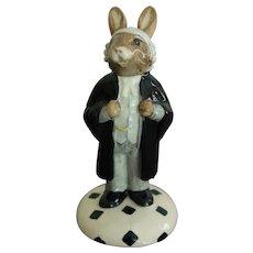 Royal Doulton Lawyer Bunnykins Figurine