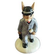Limited Edition Business Man Bunnykins