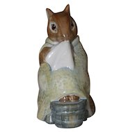 Beatrix Potter's Chippy Hackee Figurine