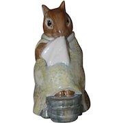 Beatrix Potter's Chippy Hackee Figurine