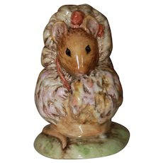 Beatrix Potter Thomasina Tittlemouse Figurine