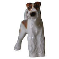 Lomonosov Terrier Figurine