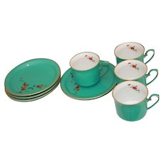 Koransha Coffee Cups set of 4