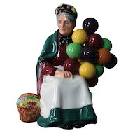 Royal Doulton The Balloon Seller