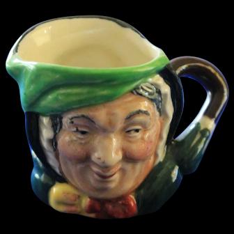 Royal Doulton Sairey Gamp Small Mug