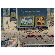 HIRO YAMAGATA Museum Edition of 75 Martin Lawrence Compare at $6k