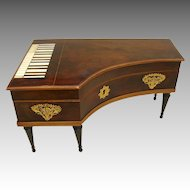 French Empire Period Piano-Form Box