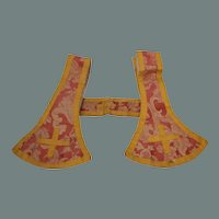 Original 18th Century Baroque Vestment Stole