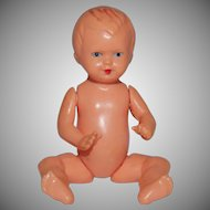 Small Baby Doll by ES Emil Schwenk W. Germany