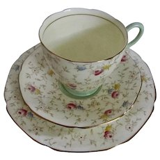 Paragon Comtesse Fine English Bone China Cup Saucer Plate