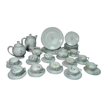 Hutchenreuter - Large German breakfast set
