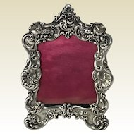 Gorham Ornate Sterling Silver Photo Frame No.321.