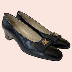 Ettiene Aigner Black Fiesta Shoes Pumps Size 7 1/2 N Never Worn