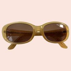 Vintage Halston Hand Made Sunglasses