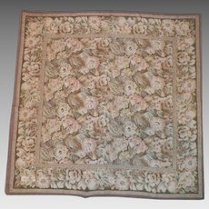 """Wool Challis Square Scarf 34"""" By Echo"""