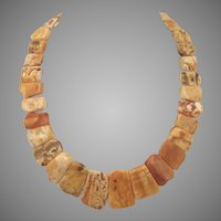 Fabulous Natural Baltic Amber Necklace