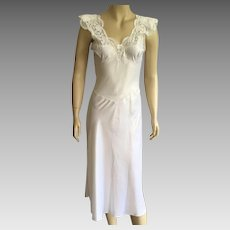 Vintage 1980's Guy Laroche Full Slip For Lady Lynne Size 34