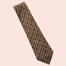 REDUCED Vintage Bill Blass Silk Tie Necktie Made In USA