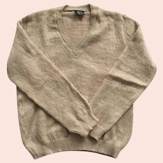 REDUCED Vintage Unisex Alpaca Sweater Made In Peru