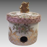 Hand Painted Porcelain Pencil Sharpener