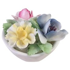 Royal Doulton China Floral Figurine