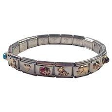 Jay Aimee Designs Personalized Spandex Bracelet