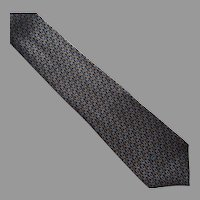 REDUCED Vintage Silk Gucci Necktie Tie Made In Italy