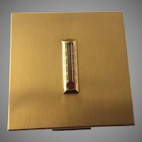 Elgin American Thermometer Compact