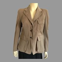 REDUCED Vintage 1940's Women's Equestrian Riding Jacket