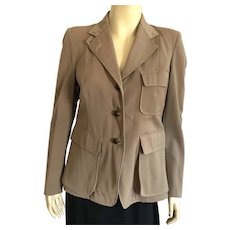 Vintage 1940's Women's Equestrian Riding Jacket