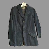 Vintage 1940's Boy's Equestrian Riding Jacket
