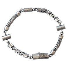 REDUCED Sterling Unisex Chain Bracelet