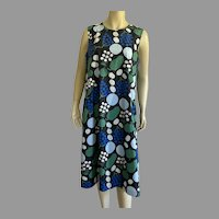 Never Worn Marimekko Uniqlo Cotton Dress NWT Size Large