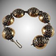 Pentti Sarpaneva Finland 1960-70s Bronze Bracelet.