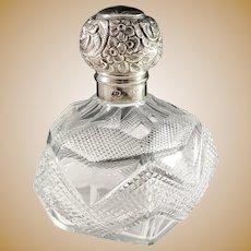 Tiffany Amp Co Sterling Germany Perfume Bottle Purse Size