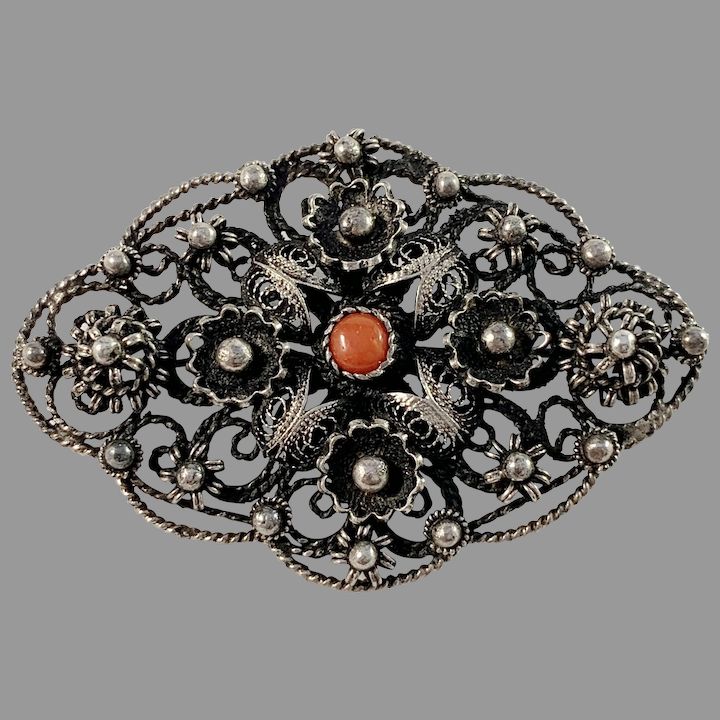 Old french brooch