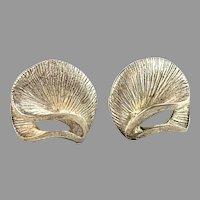 Finnfeelings, Finland Vintage Sterling Silver Stud Earrings