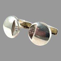 Auran Kultaseppä, Finland Vintage Sterling Silver Cufflinks.