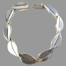 Christian Fogh, Copenhagen, Denmark 1947-73 Sterling Silver Bracelet.
