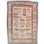 Antique Brown Zeikor Russain Area Rug Wool Circa 1890, SIZE: 4'0'' x 5'5''