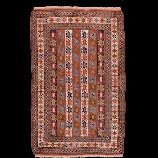 Vintage Turkish Kazak