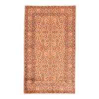 Semi Antique Persian Sivas Area Rug Wool Circa 1940, SIZE: 3'7'' x 6'5''