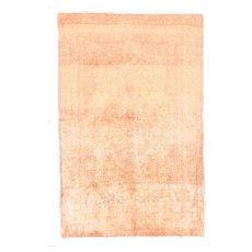Antique Beige Sivas Turkish Area Rug Circa Silk & Wool Circa 1890, SIZE: 4'0'' x 6'2''