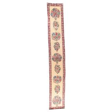 Fine Semi Antique Persian Kerman Circa 1930, SIZE 2'5'' x 16'2''