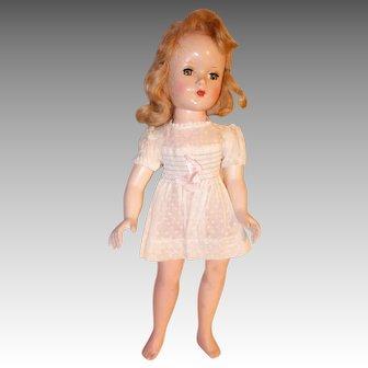 Alexander Margaret 13 Inch Hard Plastic Doll - Nice Face, Mottled Body