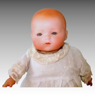 Baby Doll, 9 Inch Bisque Armand Marseille Dream Baby in Gown