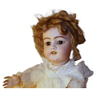 Simon + Halbig 1079 25 Inch Doll in Antique White