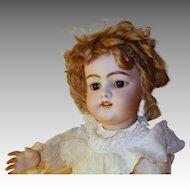 Simon + Halbig 1079 25 Inch Doll in Antique White